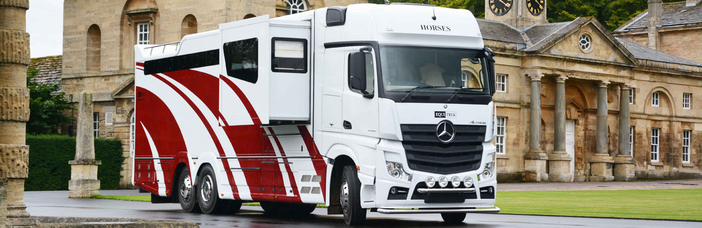 Horseboxes from equi-trek